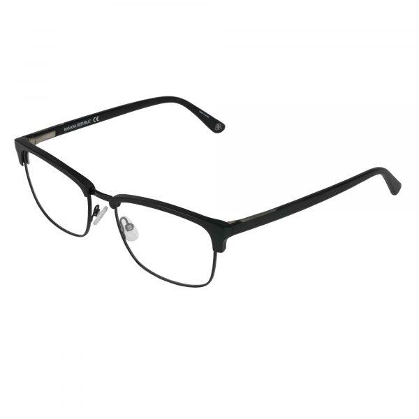 Banana Republic Black Otis - Eyeglasses - Left
