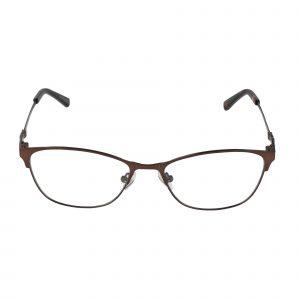 Bulova Brown Twist Tigris - Eyeglasses - Front