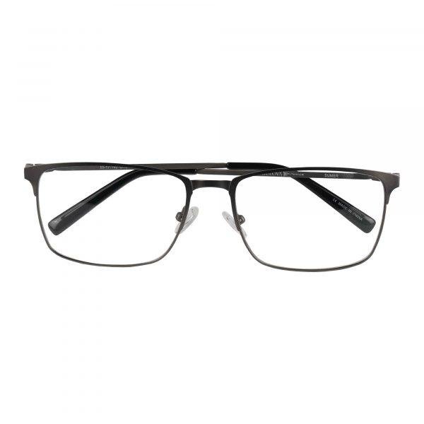 Bulova Grey Twist Sumer - Eyeglasses - Folded