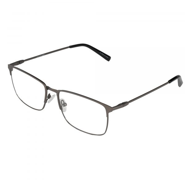 Bulova Grey Twist Sumer - Eyeglasses - Left