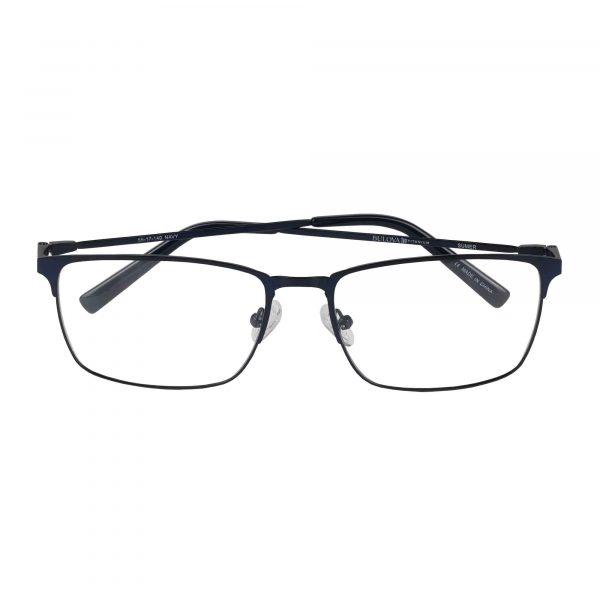 Bulova Navy Twist Sumer - Eyeglasses - Folded