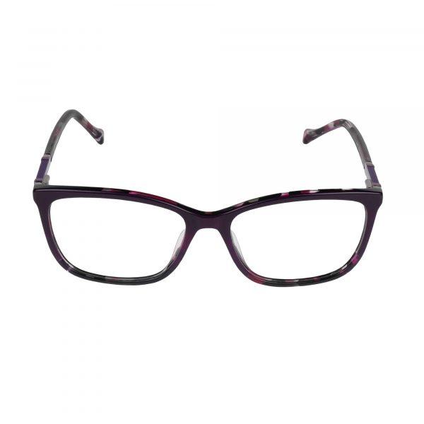 Lucky Purple D225 - Eyeglasses - Front