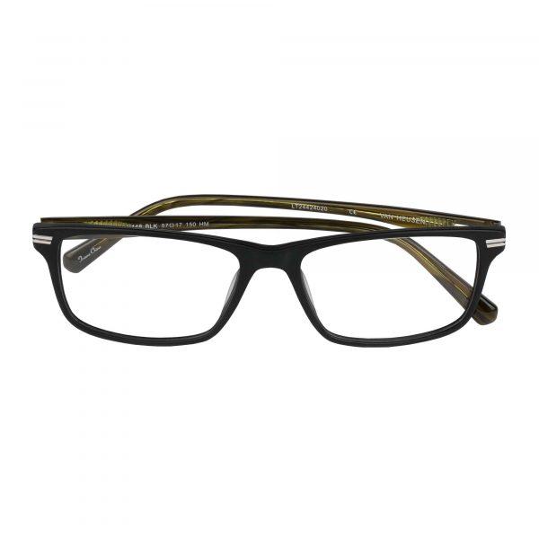 Van Heusen Black H148 - Eyeglasses - Folded