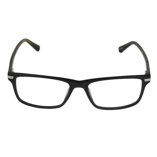 Van Heusen Black H148 - Eyeglasses - Front