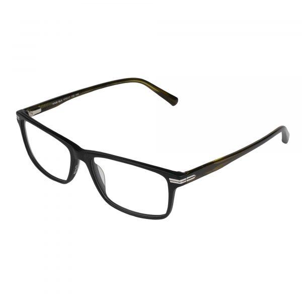 Van Heusen Black H148 - Eyeglasses - Left