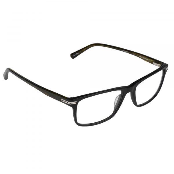 Van Heusen Black H148 - Eyeglasses - Right