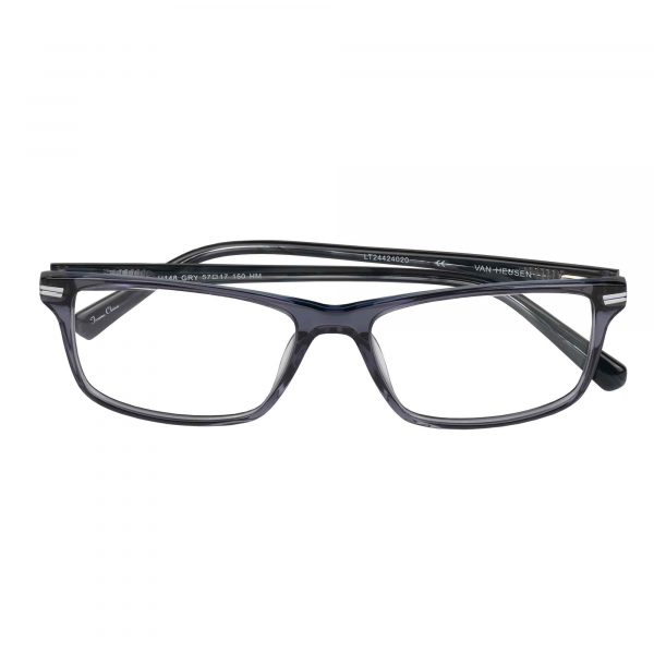 Van Heusen Grey H148 - Eyeglasses - Folded