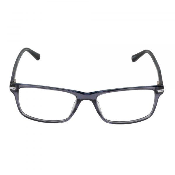 Van Heusen Grey H148 - Eyeglasses - Front