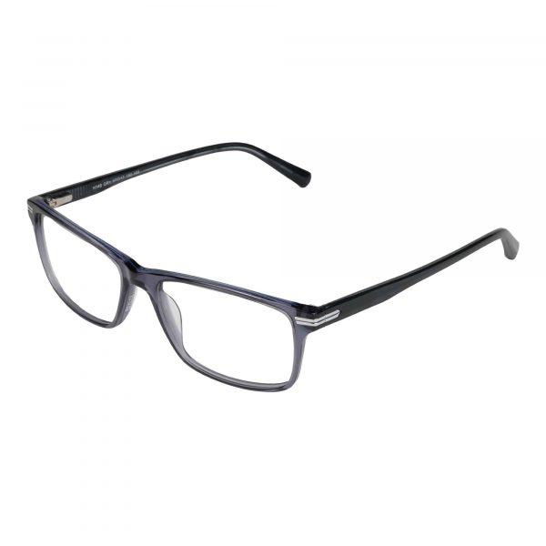 Van Heusen Grey H148 - Eyeglasses - Left