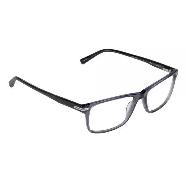 Van Heusen Grey H148 - Eyeglasses - Right