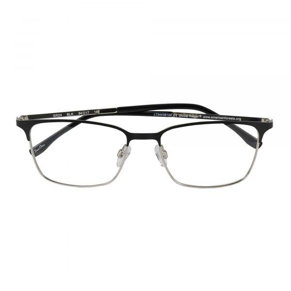 Global Releaf Black GR24 - Eyeglasses - Folded