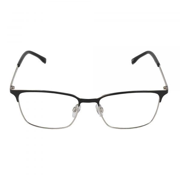 Global Releaf Black GR24 - Eyeglasses - Front