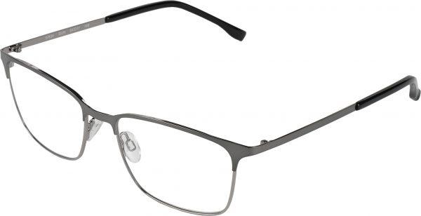 Global Releaf Gunmetal GR24 - Eyeglasses - Left