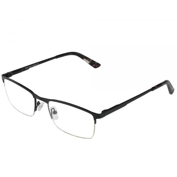 Global Releaf Black GR26 - Eyeglasses - Left