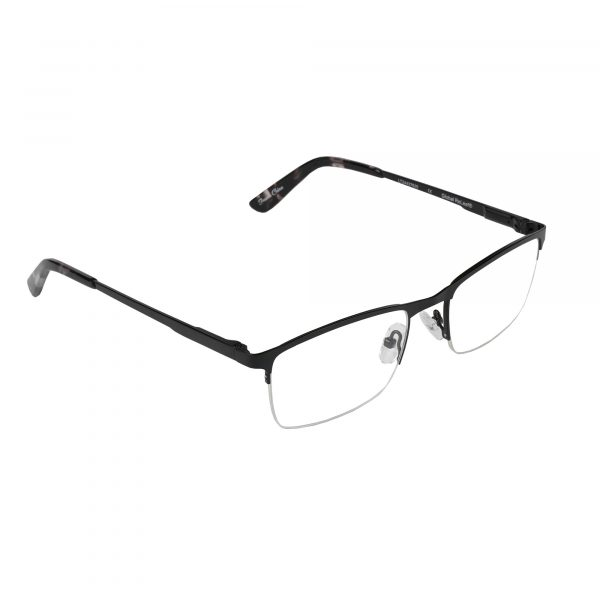 Global Releaf Black GR26 - Eyeglasses - Right