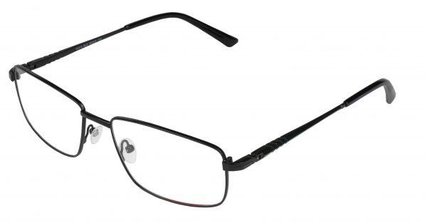 Wrangler Black 214 - Eyeglasses - Left