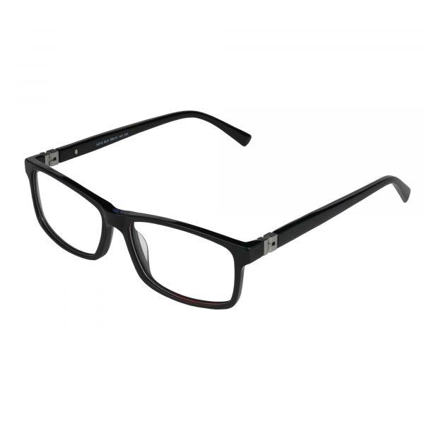 Wrangler Black 215 - Eyeglasses - Left