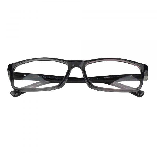 Wrangler Gunmetal 215 - Eyeglasses - Folded