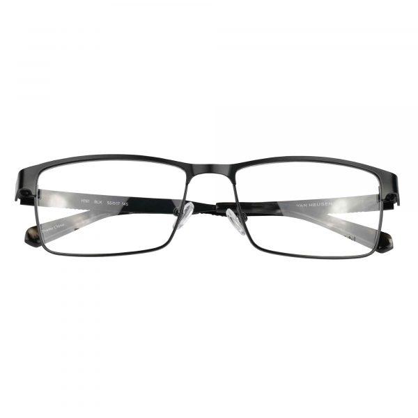 Van Heusen Black H161 - Eyeglasses - Folded
