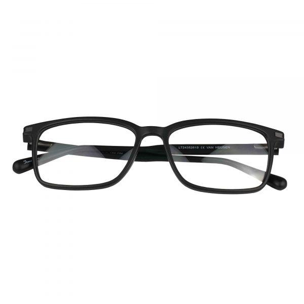 Van Heusen Black H182 - Eyeglasses - Folded