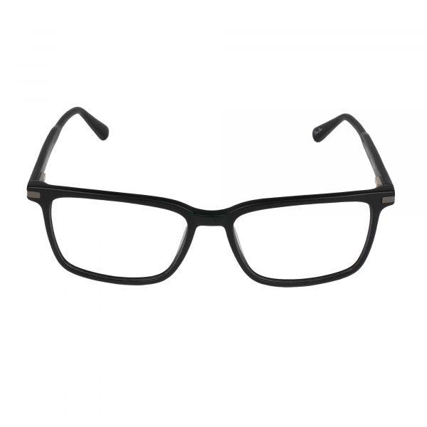 Van Heusen Black H182 - Eyeglasses - Front