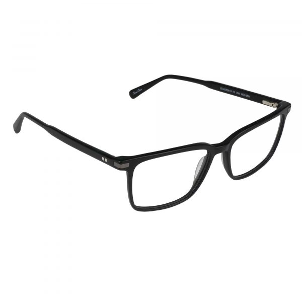 Van Heusen Black H182 - Eyeglasses - Right
