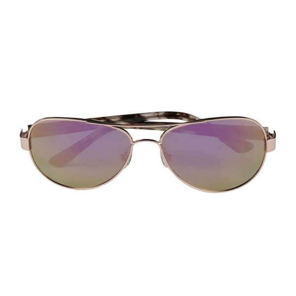 XOXO Rose Gold Delray - Sunglasses - Folded