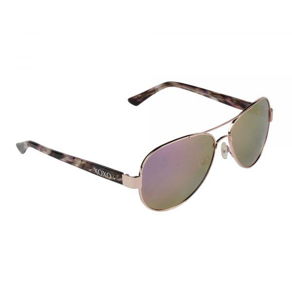 XOXO Rose Gold Delray - Sunglasses - Right
