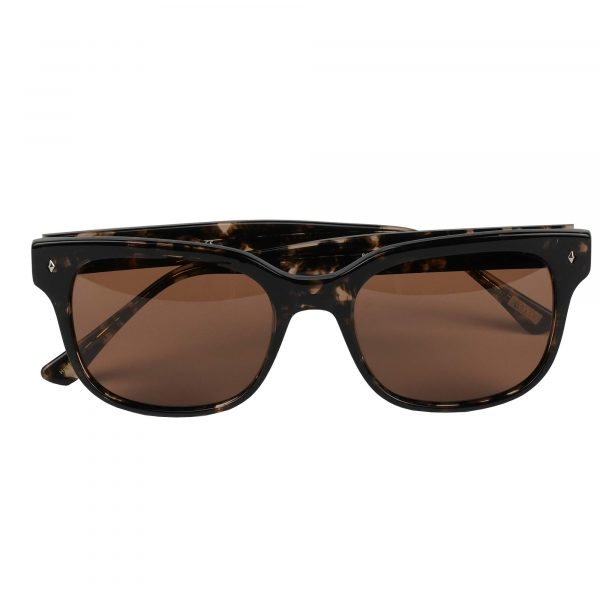 XOXO Brown Crystal Destin - Sunglasses - Folded