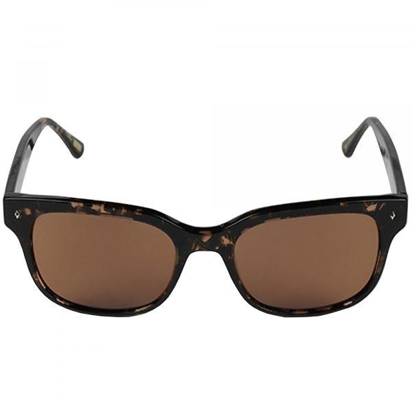 XOXO Brown Crystal Destin - Sunglasses - Front