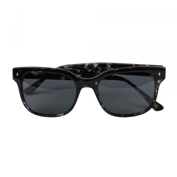 XOXO Black Crystal Destin - Sunglasses - Folded