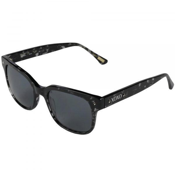 XOXO Black Crystal Destin - Sunglasses - Left