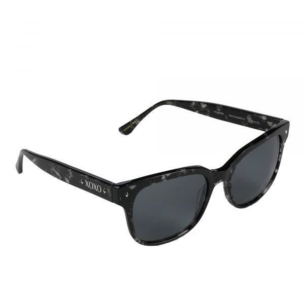 XOXO Black Crystal Destin - Sunglasses - Right