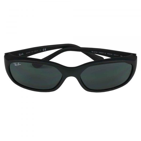 Ray-Ban Rubber Black 2016 - Sunglasses - Folded