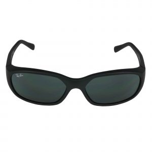 Ray-Ban Rubber Black 2016 - Sunglasses - Front