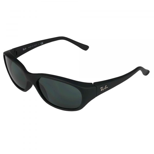 Ray-Ban Rubber Black 2016 - Sunglasses - Left