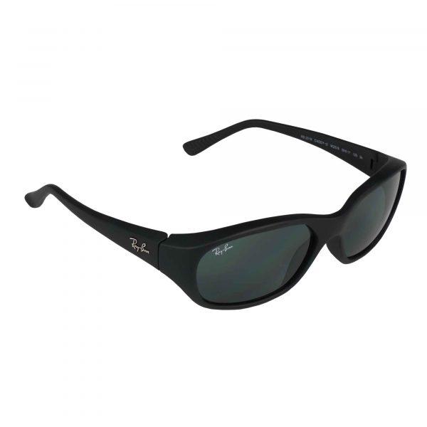 Ray-Ban Rubber Black 2016 - Sunglasses - Right