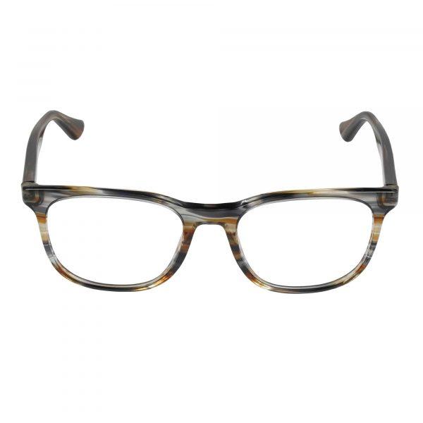 Ray-Ban Brown/Grey 5369 - Eyeglasses - Front