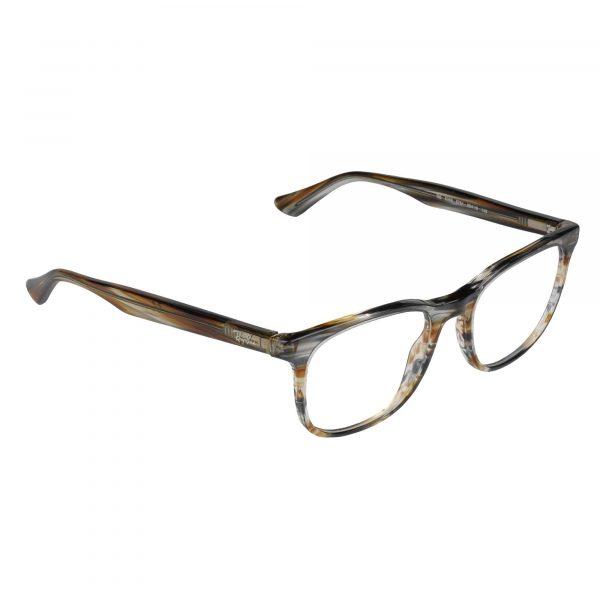 Ray-Ban Brown/Grey 5369 - Eyeglasses - Right