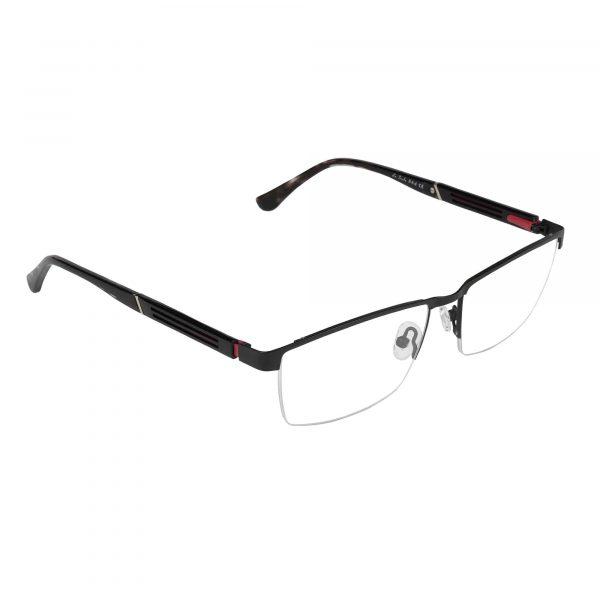 Lascala Black L864 - Eyeglasses - Right