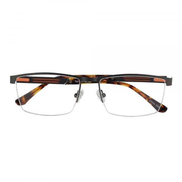 Lascala Tan L864 - Eyeglasses - Folded