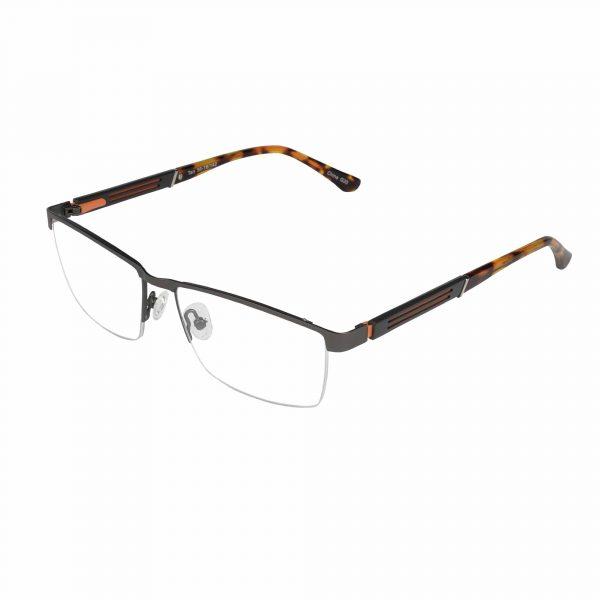Lascala Tan L864 - Eyeglasses - Left