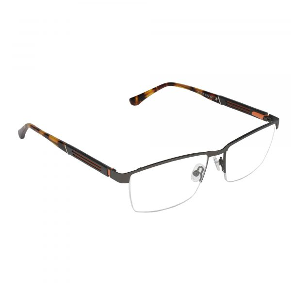 Lascala Tan L864 - Eyeglasses - Right