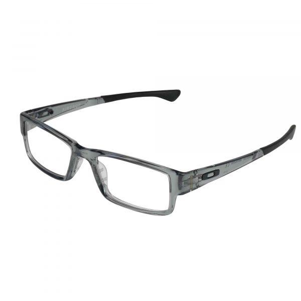 Oakley Grey Airdrop 8046 - Eyeglasses - Left