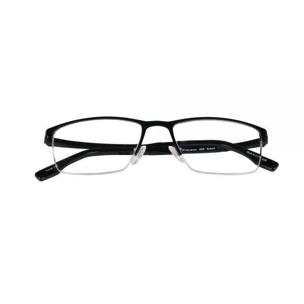 Precision Black 158 - Eyeglasses - Folded