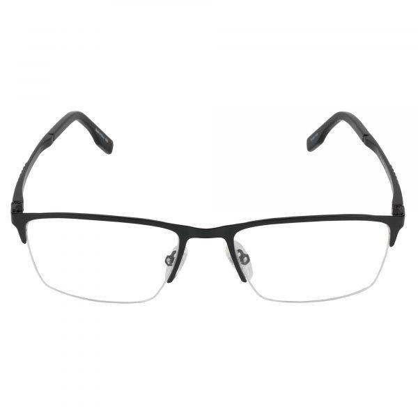 Precision Black 158 - Eyeglasses - Front