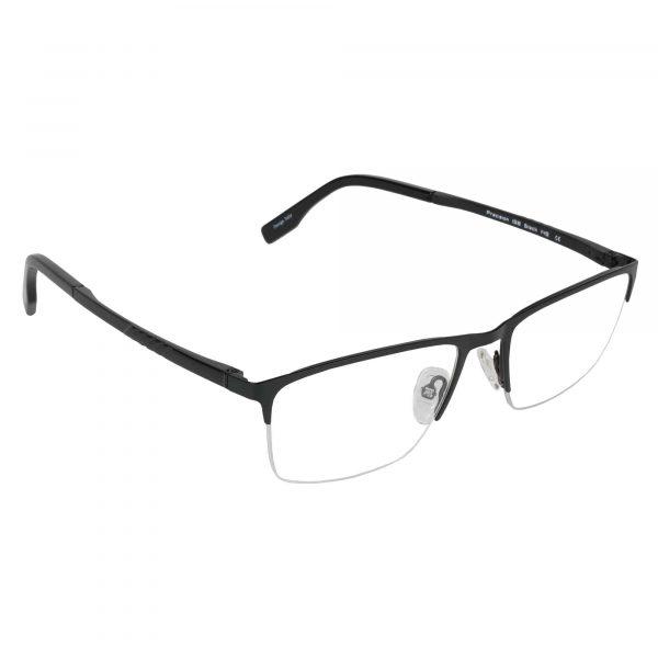 Precision Black 158 - Eyeglasses - Right
