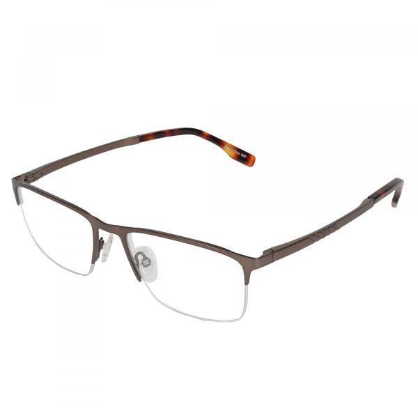 Precision Brown 158 - Eyeglasses - Left