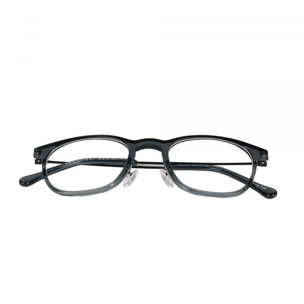 Fregossi Gunmetal 499 - Eyeglasses - Folded