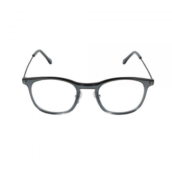 Fregossi Gunmetal 499 - Eyeglasses - Front